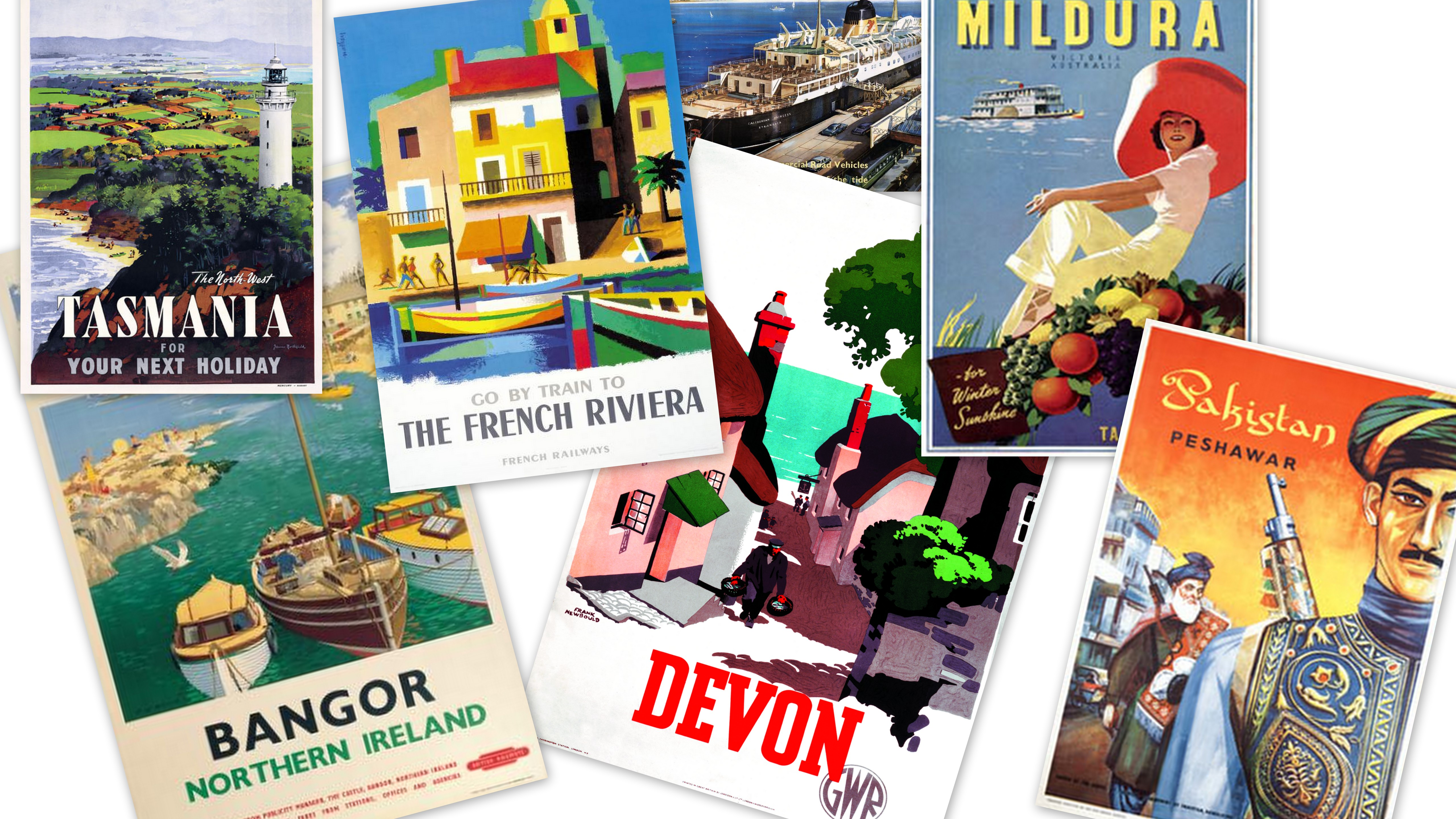 Posters Perth Australia Travel Posters