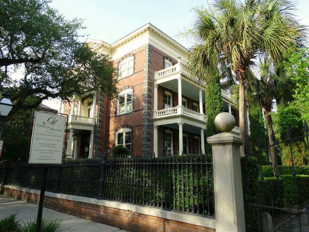 Charmantes Charleston in South Carolina