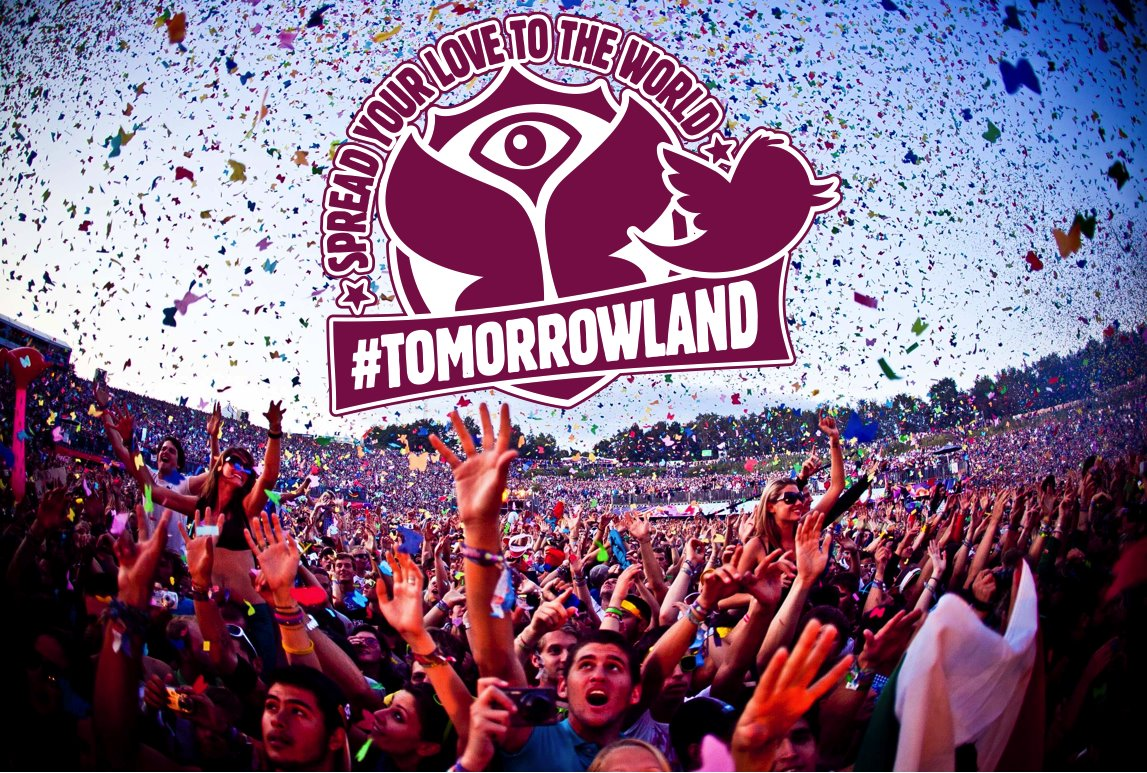 Tomorrowland Tickets I Would Love To Go On An Edm Tour Around The World Which