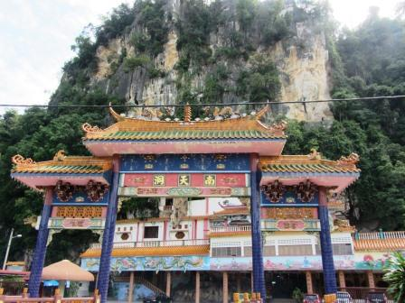 Buddhist temples in Ipoh, Malaysia
