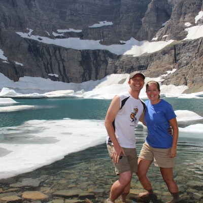 Road Trip Day 11 | Iceberg Lake