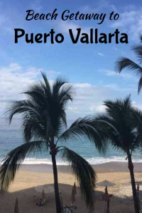 Tips for a relaxing Puerto Vallarta vacation. Advice on how to visit Puerto Vallarta Mexico and avoid the all-inclusive resorts. Try an Airbnb right on the water and have the perfect beach vacation! Check out this post for our favorite restaurants and where to get the best margaritas!