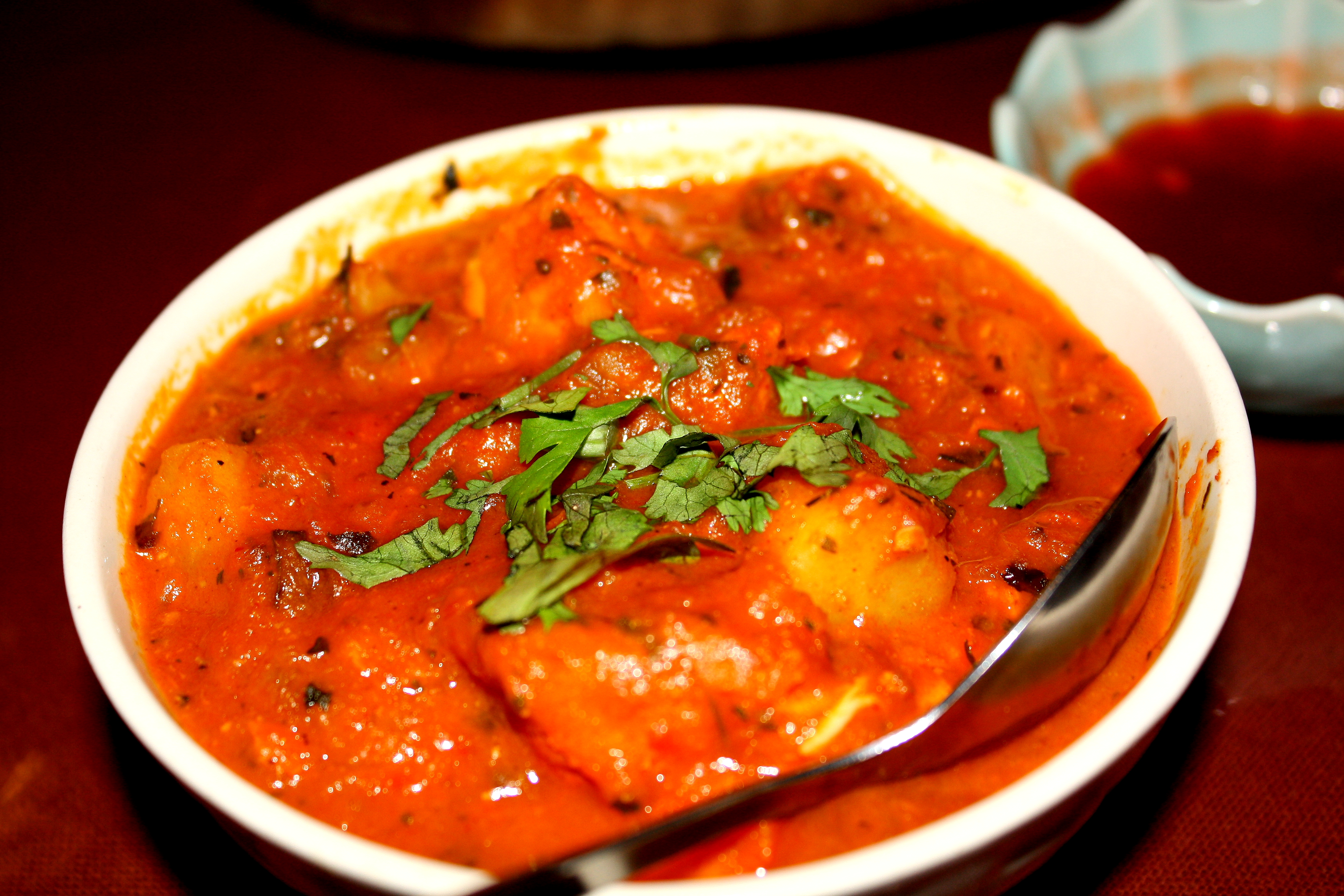 Cuisine Spicy Indian Food Travelspoon