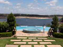 Villa de Vistas, Lake Travis outside of Austin