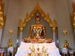 What to do in Bangkok: The Golden Buddha