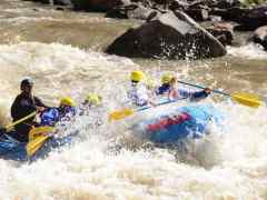 Fab Photo Friday: White Water Rafting in Aspen!