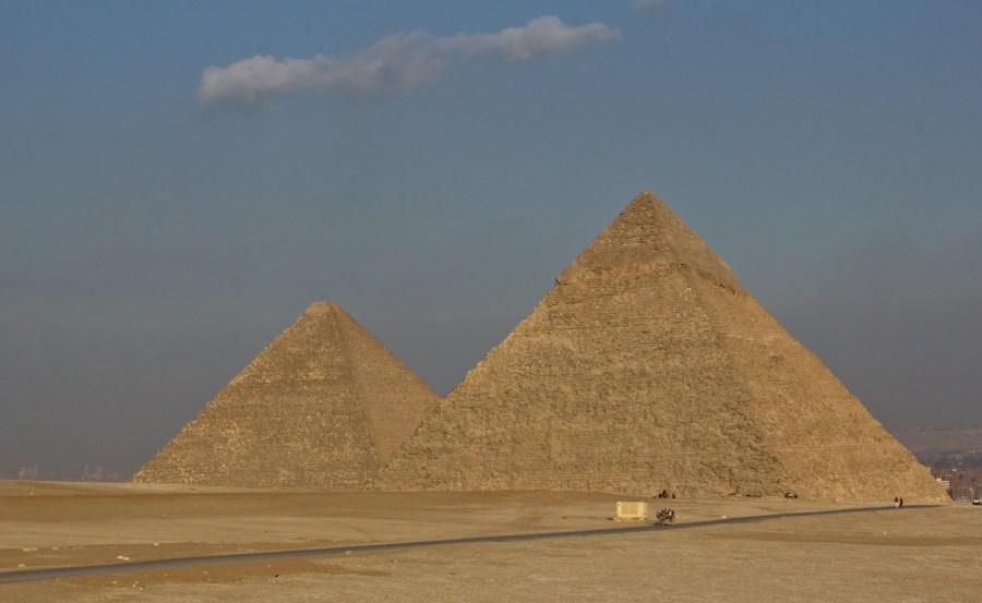 Giza Pyramids-14