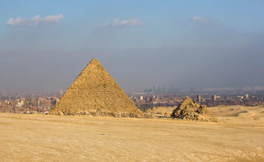 Giza Pyramids-15