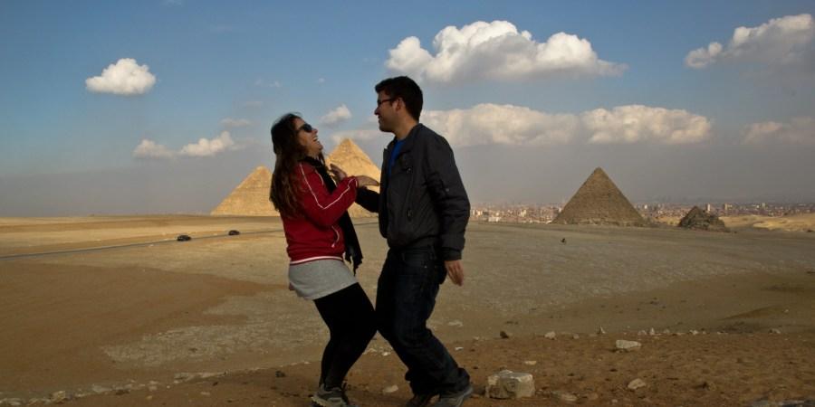 Giza Pyramids-5