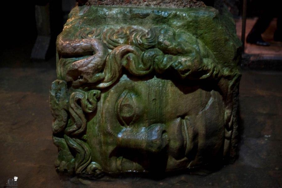 Basilica Cistern Turkey-6