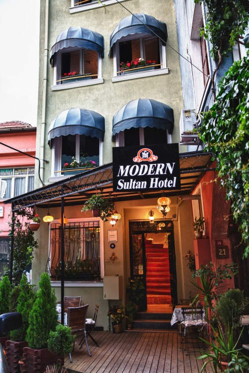 The Modern Sultan Hotel (1 of 6)