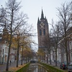 Friday Snapshot: Old Church in Delft