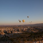 Cappadocia High- Sunrise Hot Air Ballooning in Turkey