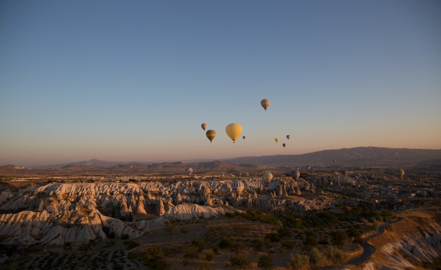 Cappadocia Hot Air Balloon-1