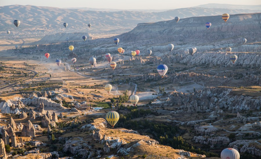 Cappadocia Hot Air Balloon-10