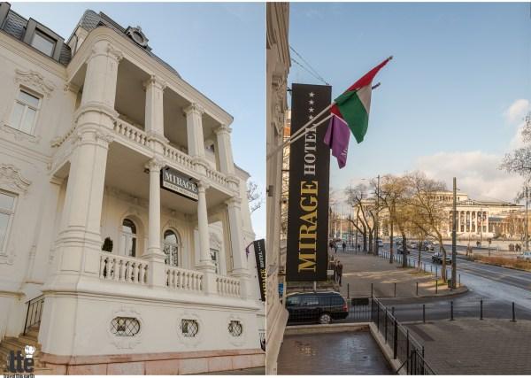 Mirage Fashion Hotel Budapest-1