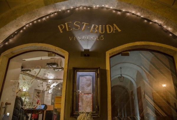 Pest-Buda Bistro Budapest-2