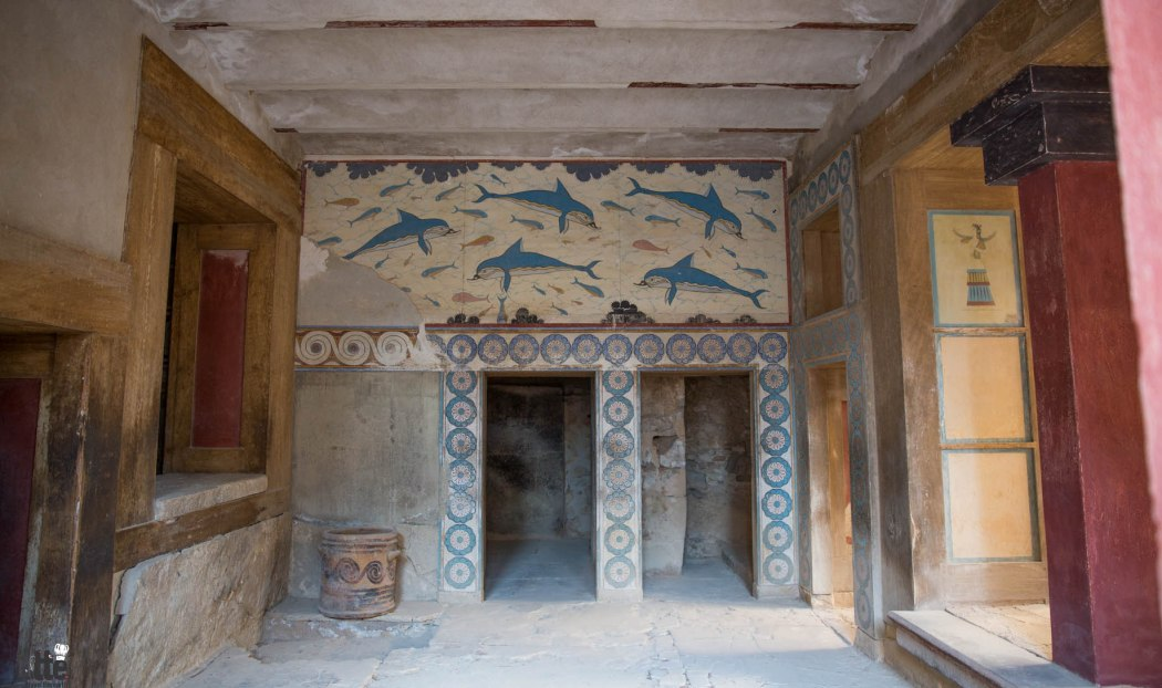 Palace of Knossos Crete-6