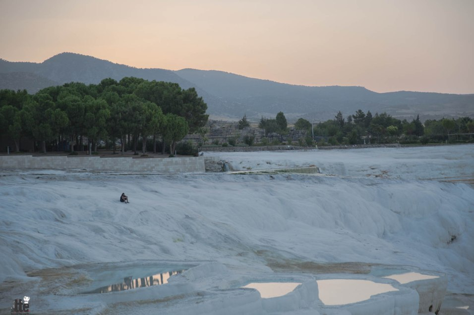 Pamukkale Turkey Sunrise-1