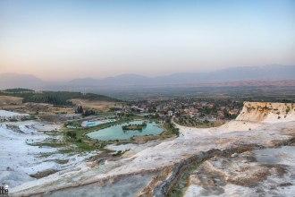 Pamukkale Turkey Sunrise-3