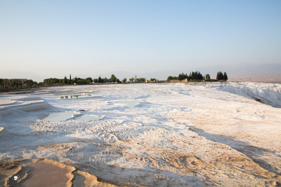 Pamukkale Turkey Sunrise-9