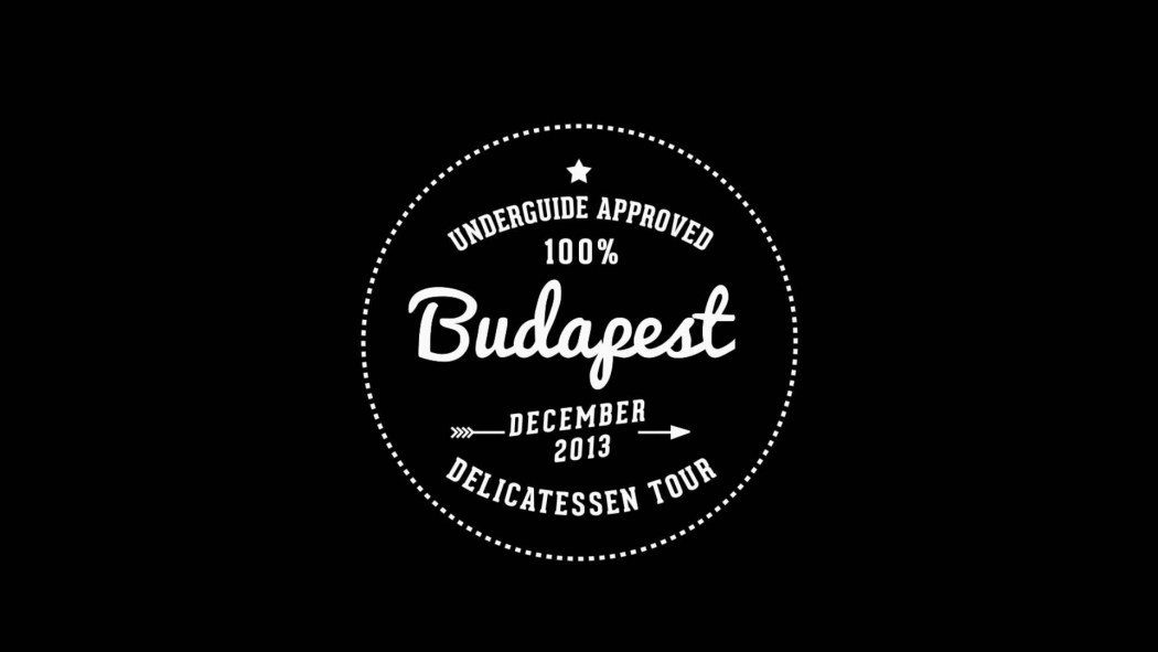 Budapest Underguide Delicatessen Food Tour