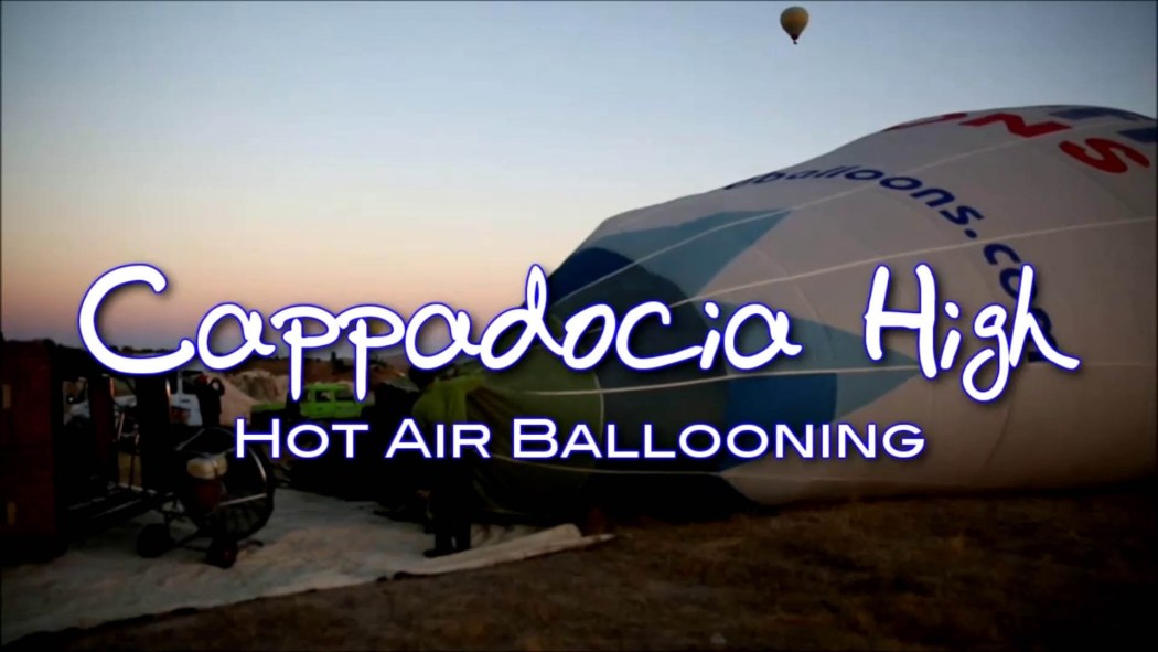 Cappadocia Sunrise Hot Air Balloon in Turkey