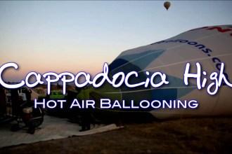 Cappadocia Sunrise Hot Air Balloon in Turkey
