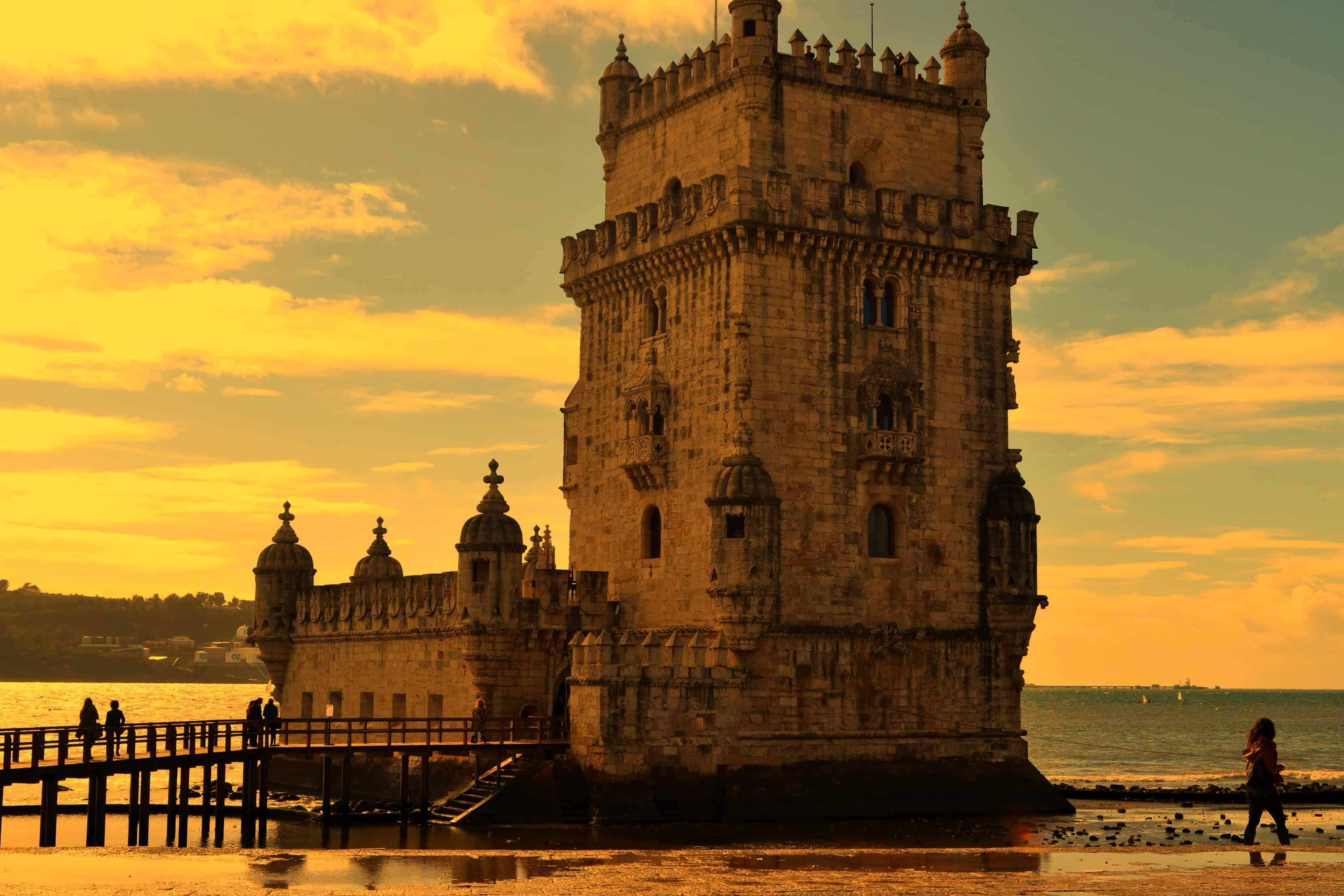 Things to do in outer Lisbon and along the River Tagus