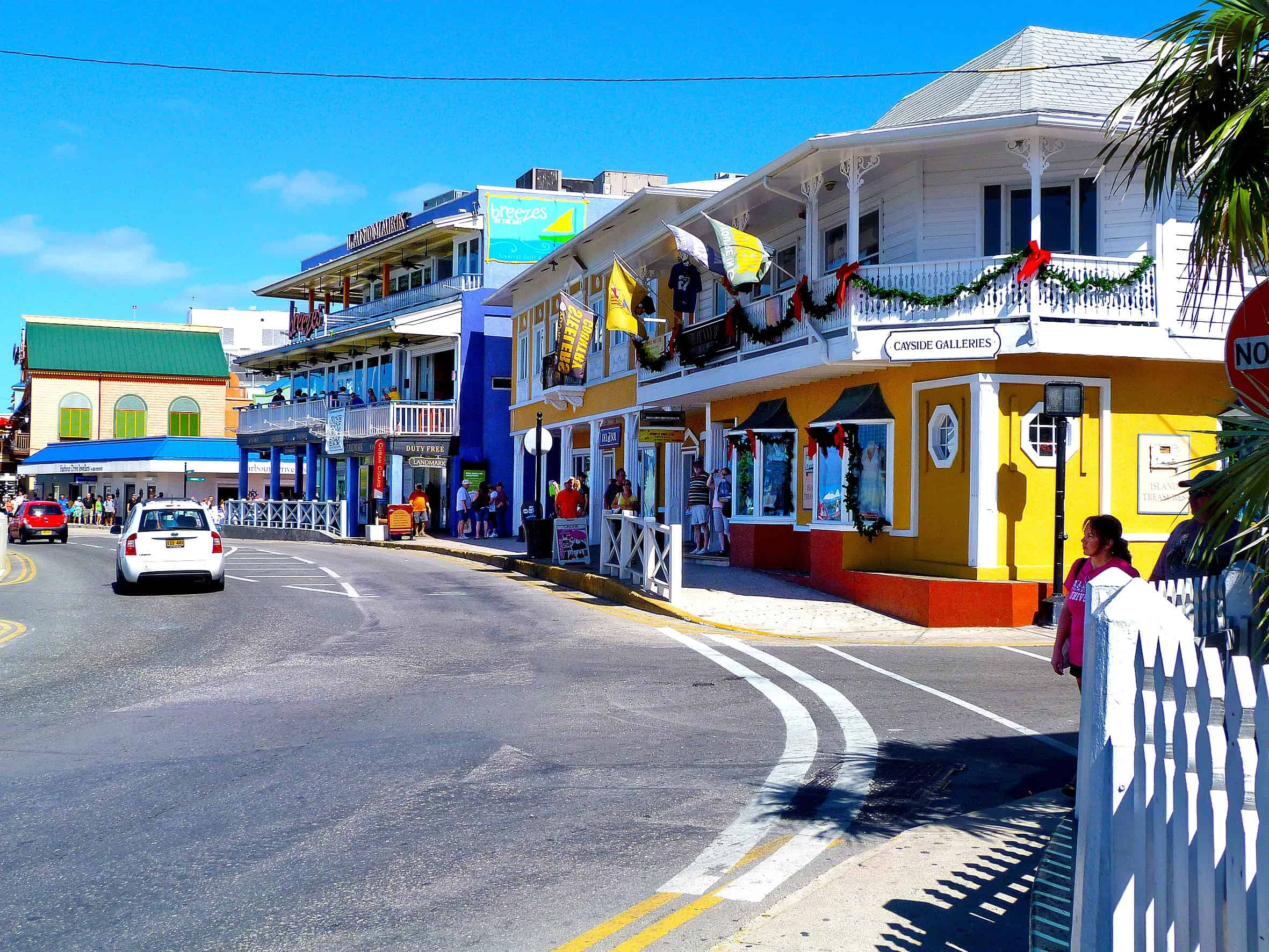 What To See In Georgetown Cayman Islands