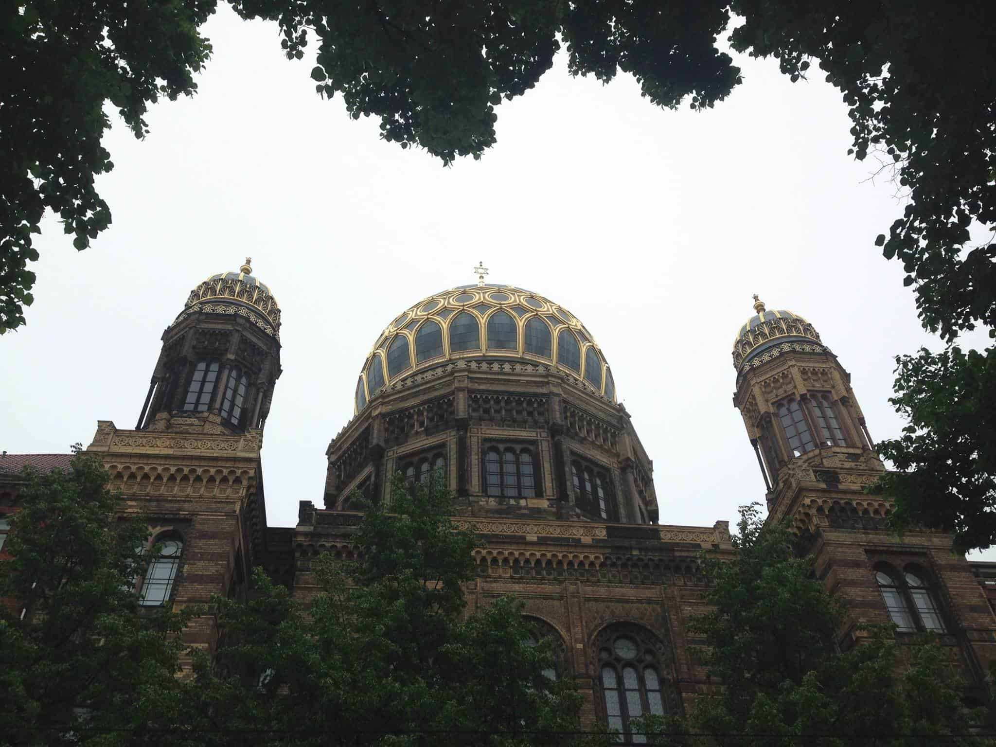 New Synagogue Berlin