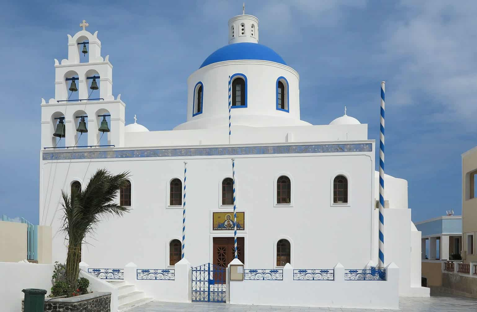 Church Of Panagia Of Platsani