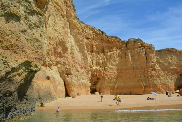 9km Walking Travel Guide to Lagos, Portugal