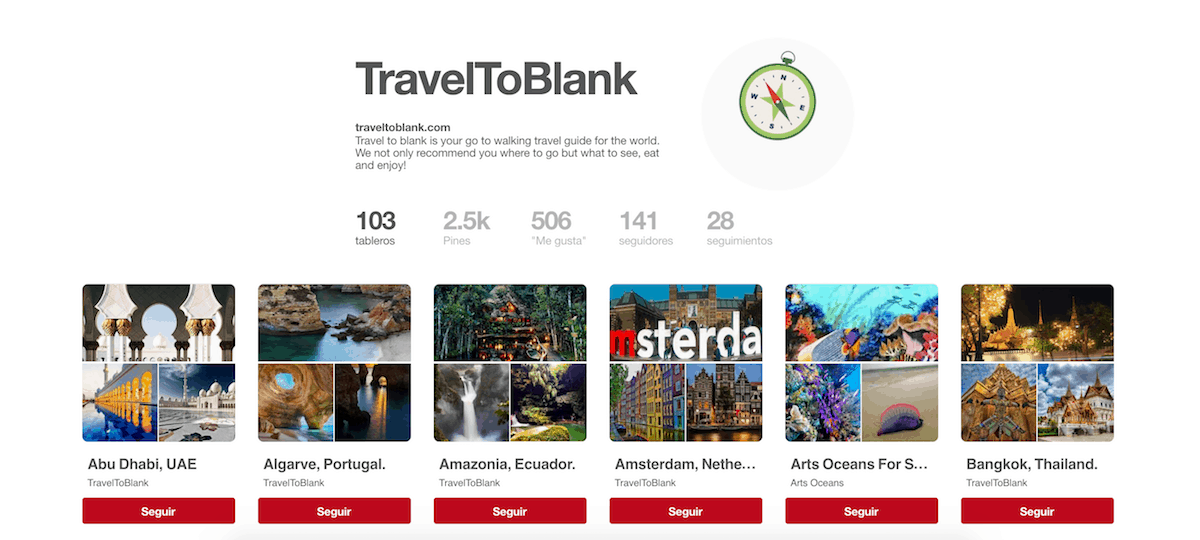 Pinterest TraveltoBlank