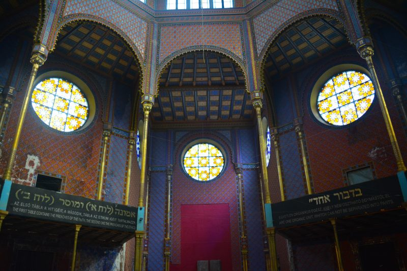 Rumbach Synagogue Budapest