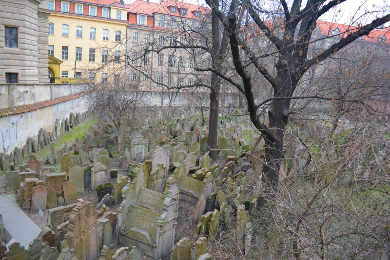 Old Jewish Cemetery of Prague