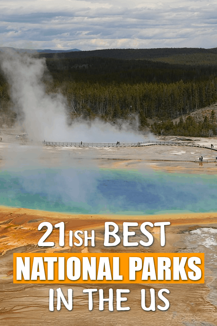 21ish Best National Parks In The United States Read more of this travel guide at: http://traveltoblank.com/category/america/northamerica/united-states/
