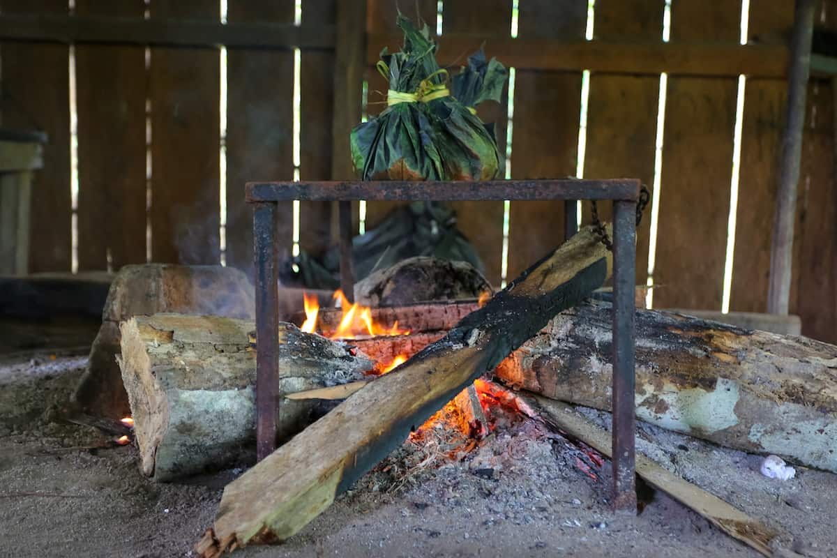 Traditional Cooking - Mandaripanga Yasuni Jungle Expedition - Glamping in Yasuni National Park