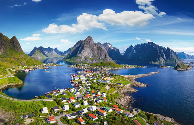 Top 5 Best Places In Norway to Start Your Adventure