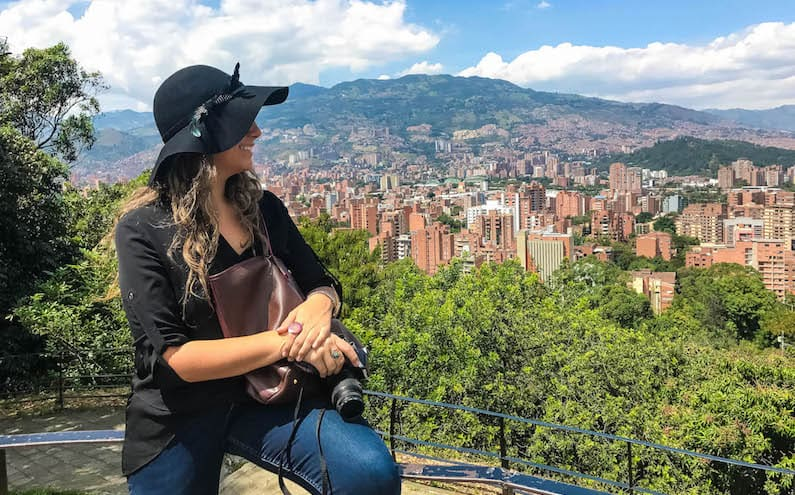 Exploring the beautiful city of Medellín, Colombia