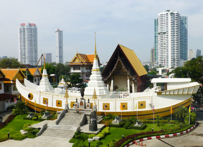 Bangkok, Thailand: The City Of Angels