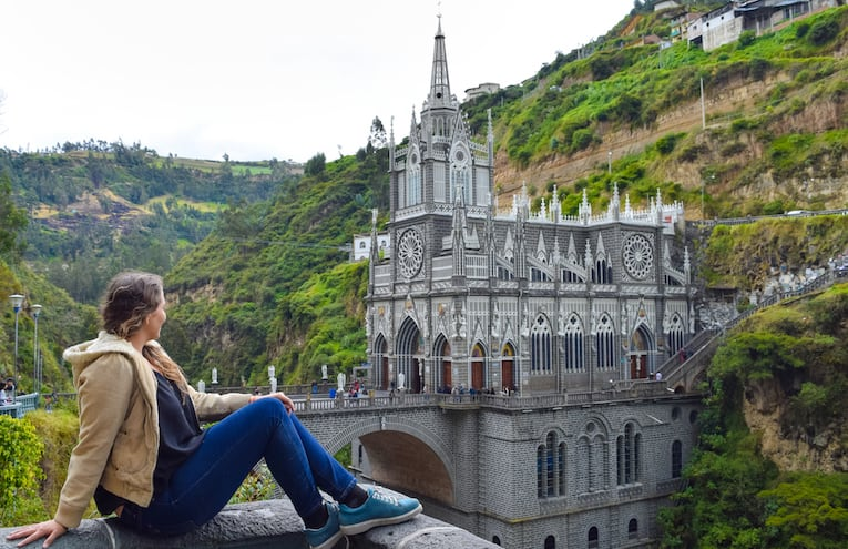 7 Photos to inspire you to visit Las Lajas Sanctuary in Colombia