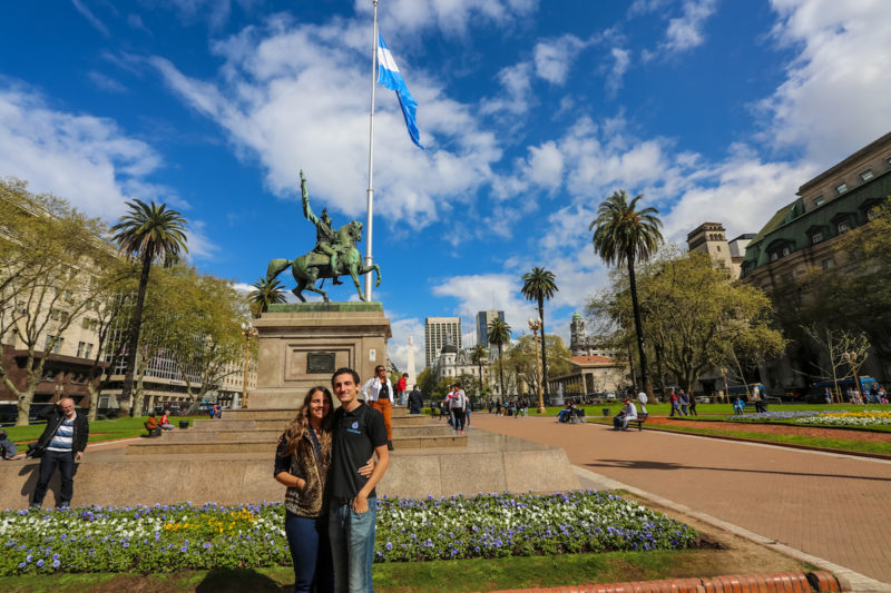 Highlights of Buenos Aires City Tour in less than 3 hours