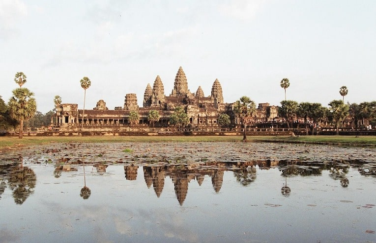 Siem Reap – Stop on your way to Angkor Wat