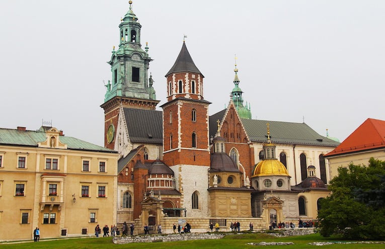 Krakow – a city you cannot destroy