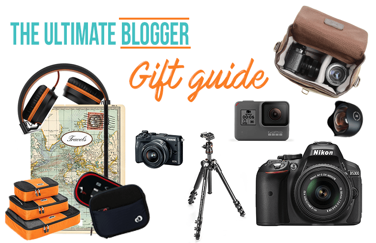 The Ultimate Blogger Gift Guide in 2017