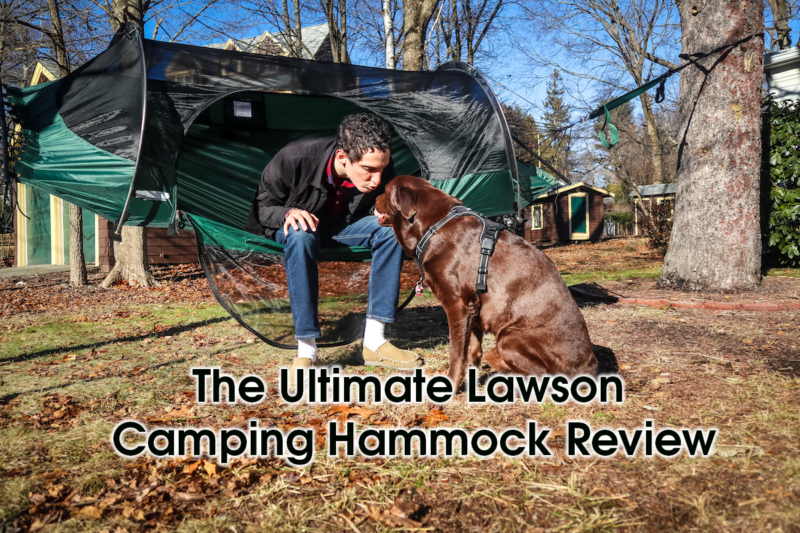 The Ultimate Lawson Camping Hammock Review
