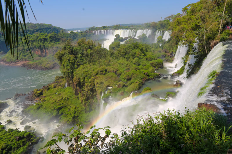 A Breathtaking Day at the Argentinian Side of Iguazu Falls