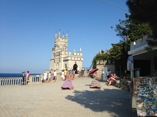 crimea tourism guide