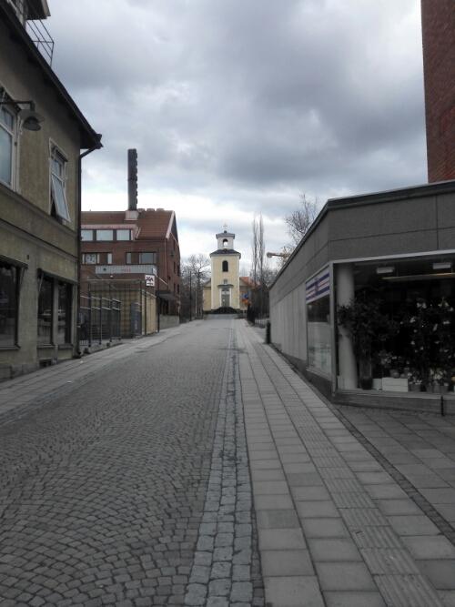 The church in Östersund